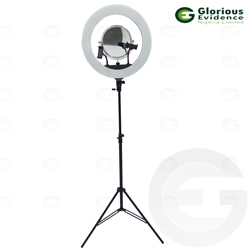ring makeup light with camera holder 18n