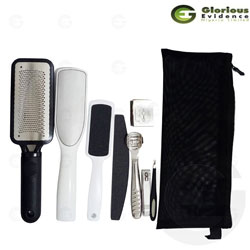 complete pedicure tools set