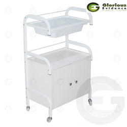 salon/spa trolley 201b