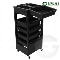 portable salon trolley dna.111abs