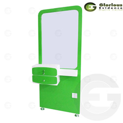 salon mirror bc-d41 (lemon green)