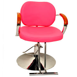 styling chair h7007 (pink)