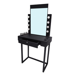 make up stand (iron)