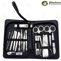 complete nail tools set