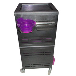 salon storage trolley (x5)