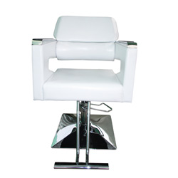 styling chair (white)