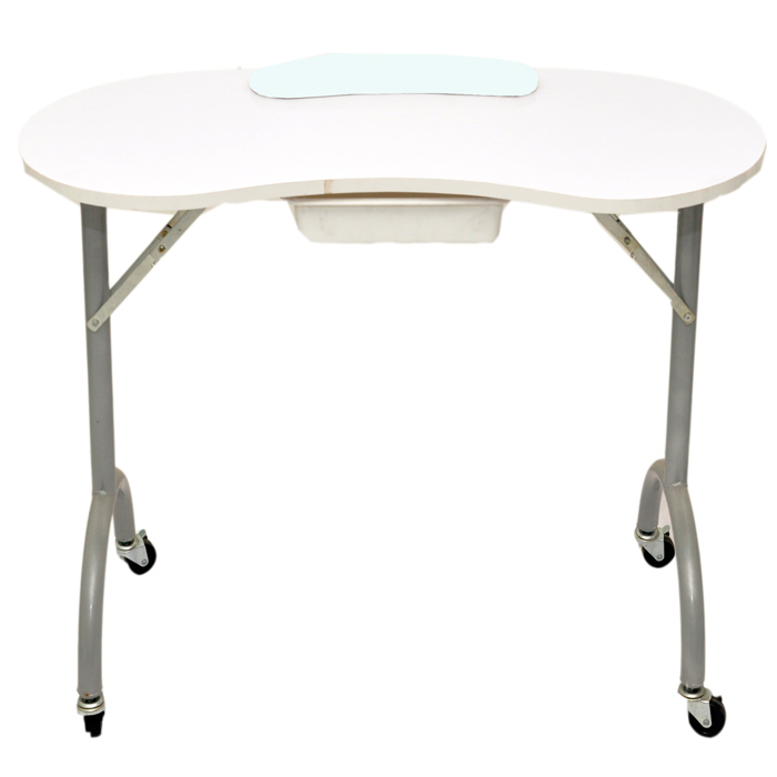 Fold able nail table for Fold away nail table