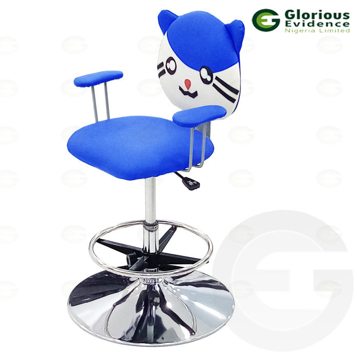 Children Salon Chair (Blue)