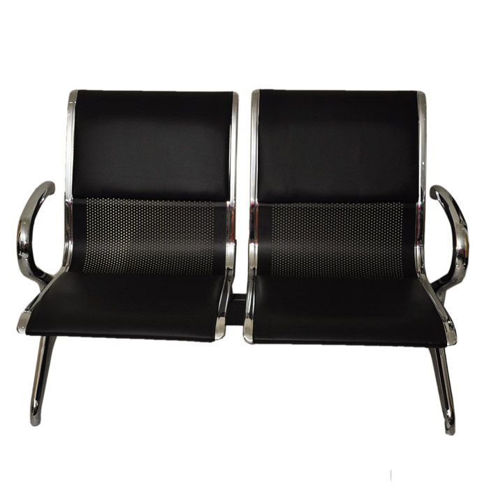2 IN 1 SEATER WITH LEATHER