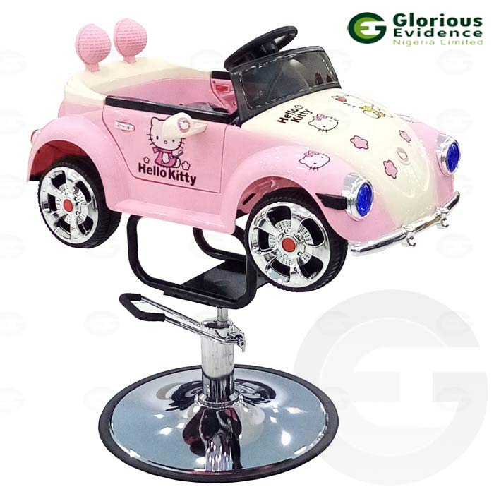 Classic Children Car (Pink)