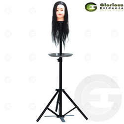 tripod mannequin head stand