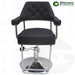 salon chair yl376 (black)