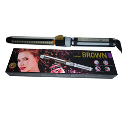 traget brown hair curler