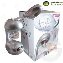home beauty table face steamer
