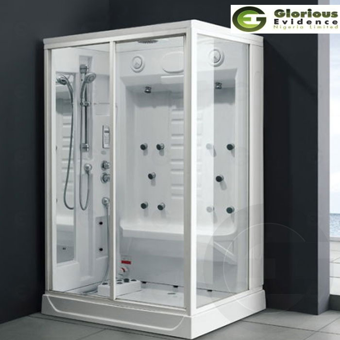 2 Person Steam Shower Room